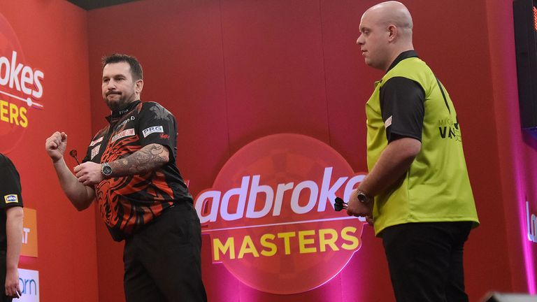 Jonny Clayton has produced the best darts of his career in the early stages of the 2021 season