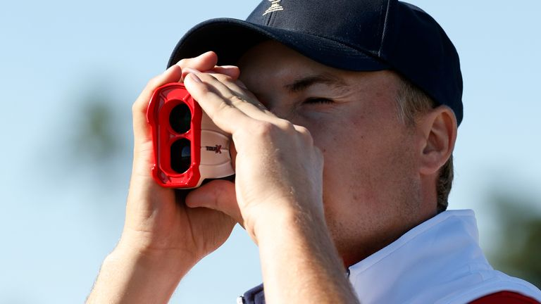Range finders will be permitted at the PGA Championship