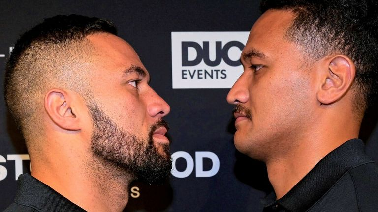 Joseph Parker vs Junior Fa splits New Zealand – heavyweights fight for local pride but also ramifications for world title |  Boxing News