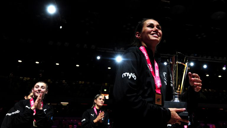 Since the Vitality Netball World Cup, New Zealand have won further silverware at the 2020 Vitality Nations Cup