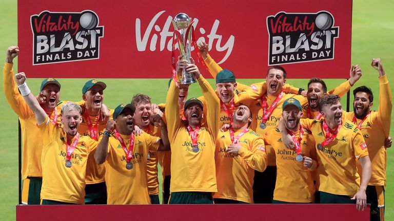 2021 Vitality Blast: All you need to know as domestic T20 competition returns  