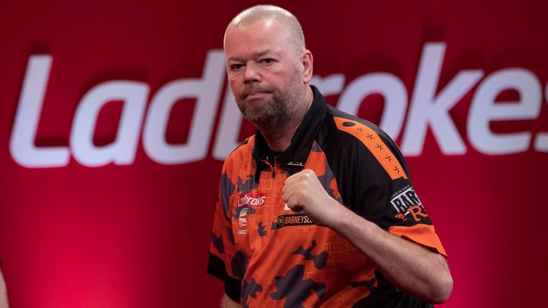 Phil Taylor is the only man to have claimed more World Championship titles than Van Barneveld