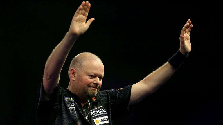 Raymond van Barneveld is relishing the prospect of a return to the PDC ProTour, after sealing his card at Q-School on Wednesday
