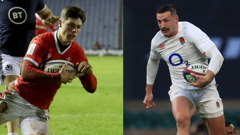 Wings Louis Rees-Zammit and Jonny May have been in superb form for Wales and England, and will likely be key to Saturday's Test