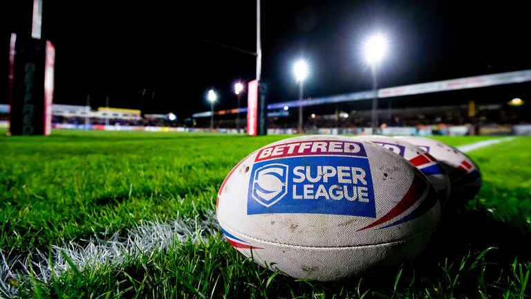 Super League have confirmed the full fixtures for the 2021 regular season