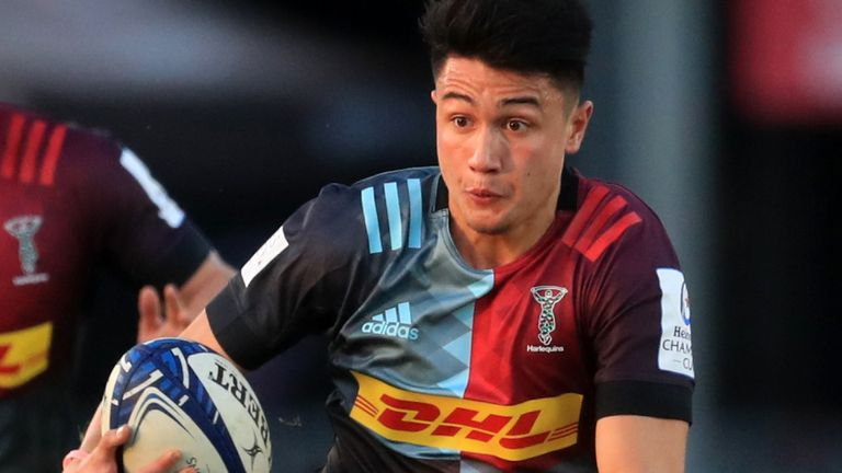 Marcus Smith was last called up by England in 2019