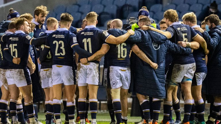 The coronavirus pandemic could leave a £30m hole in Scottish rugby's finances