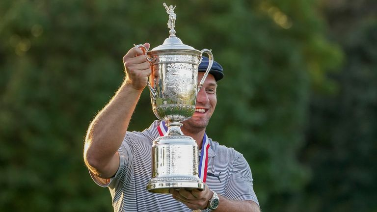 Ten European Tour players will qualify for the chance to snatch the US Open trophy away from defending champion Bryson DeChambeau in June