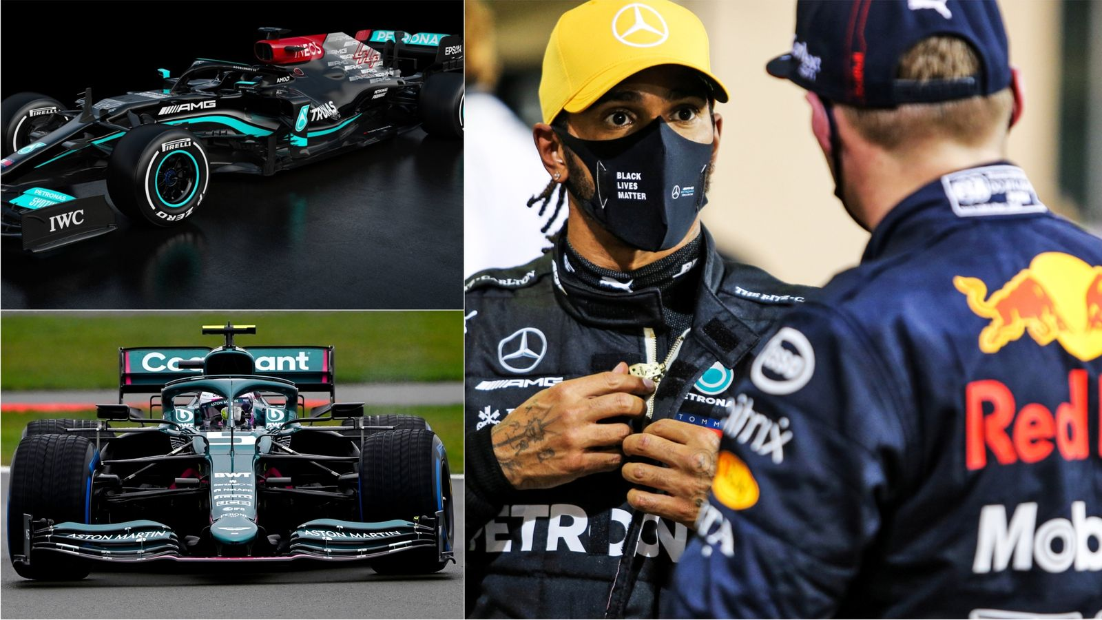 Formula 1 2021 headed for 'reset'? The big Sky F1 Testing preview as Mercedes vs Red Bull assessed