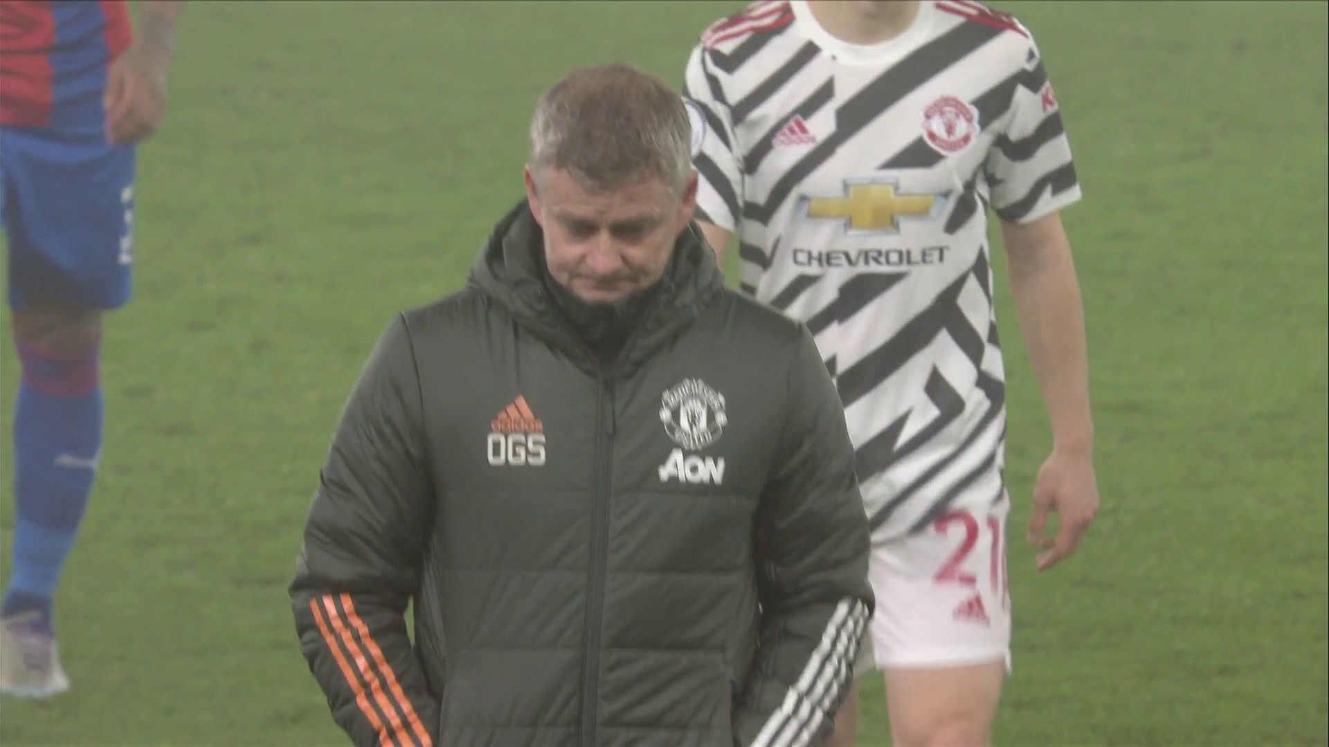 Anderson: Man Utd face fight for top four - sky sports