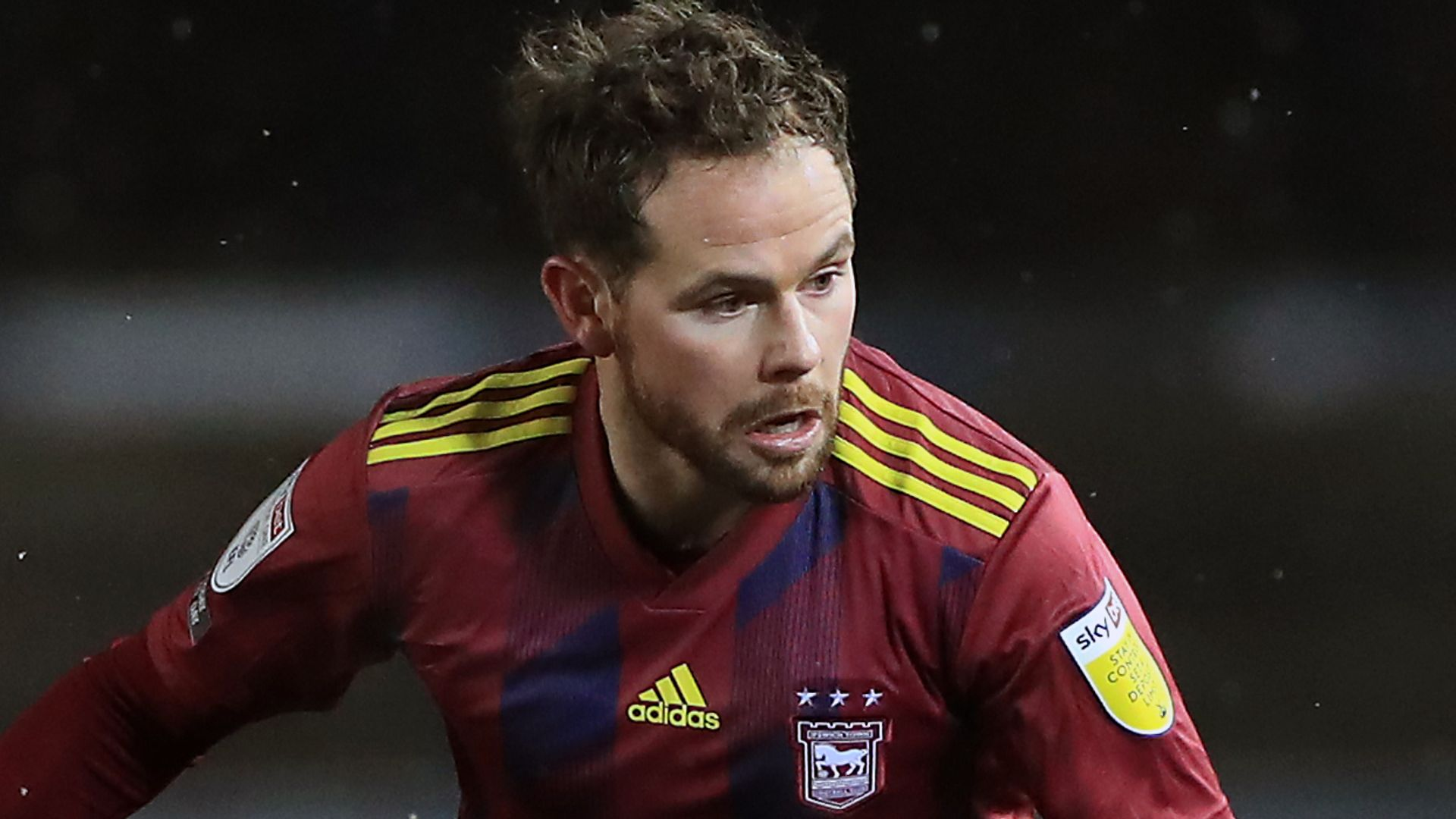 Ipswich: Club audio supports Judge's story on ref dispute