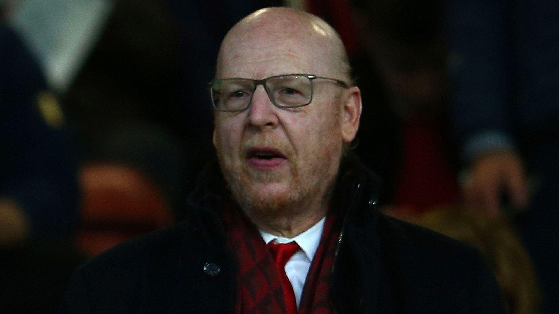 Avram Glazer puts £70m shares in Man Utd up for sale