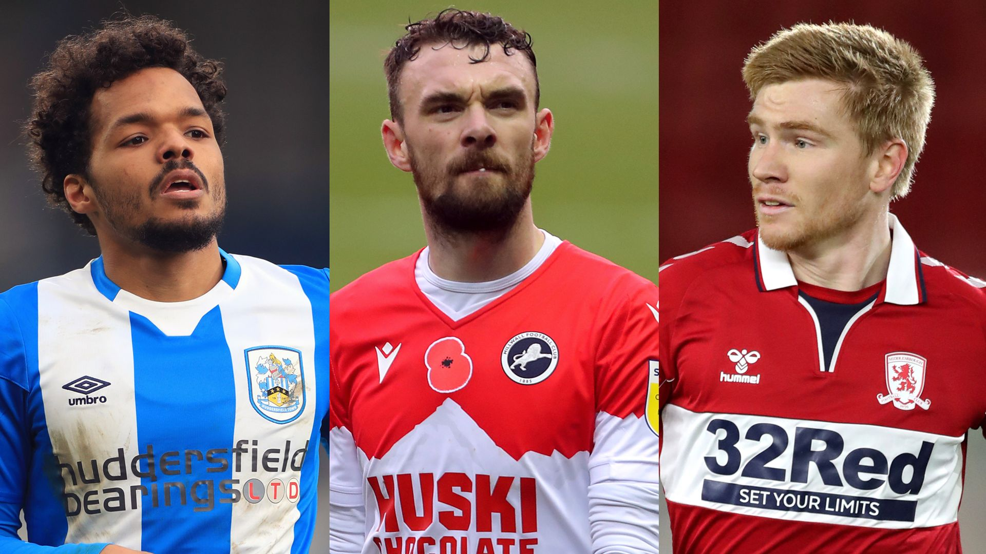 VOTE: Championship, L1 & L2 Goal of the Month