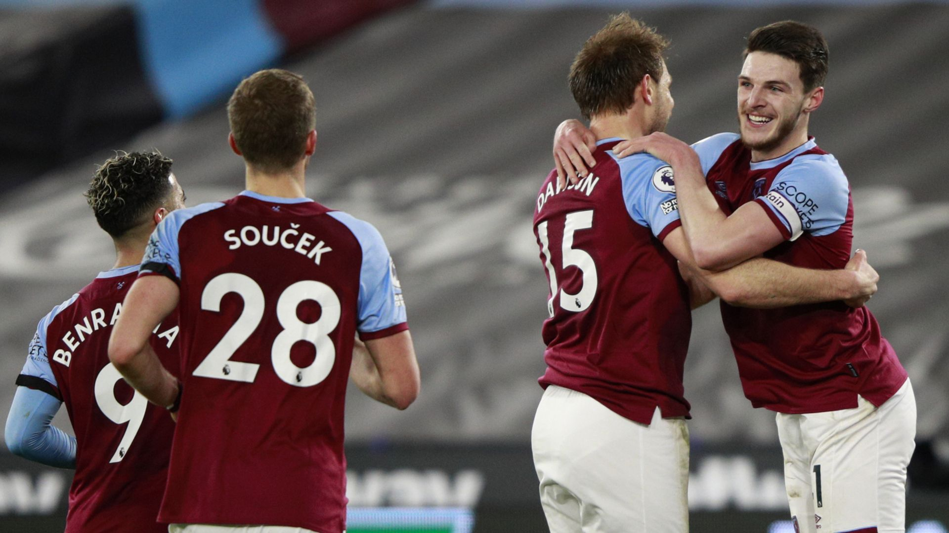 Moyes: Why can't West Ham finish in top four?