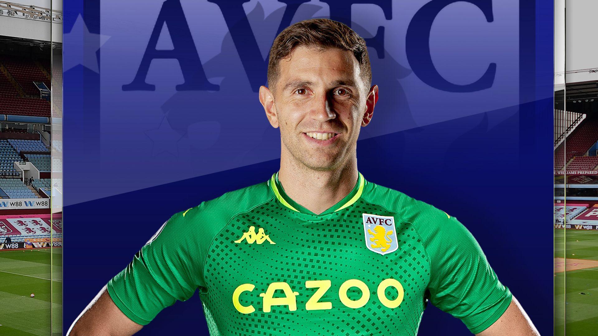 Martinez out to repay Aston Villa's trust
