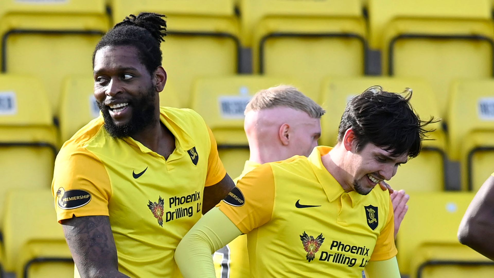Livi take early lead over Hamilton LIVE!