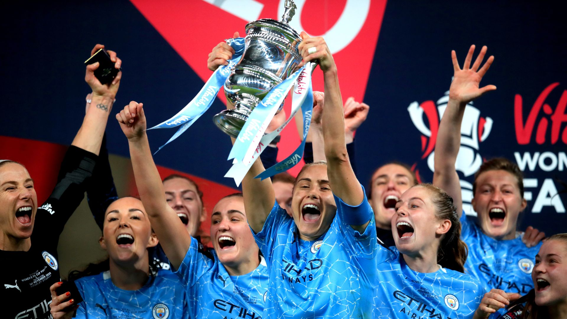 Women's FA Cup to be completed next season