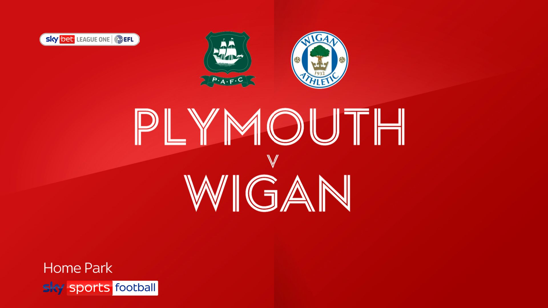 Wigan move out of League One relegation zone