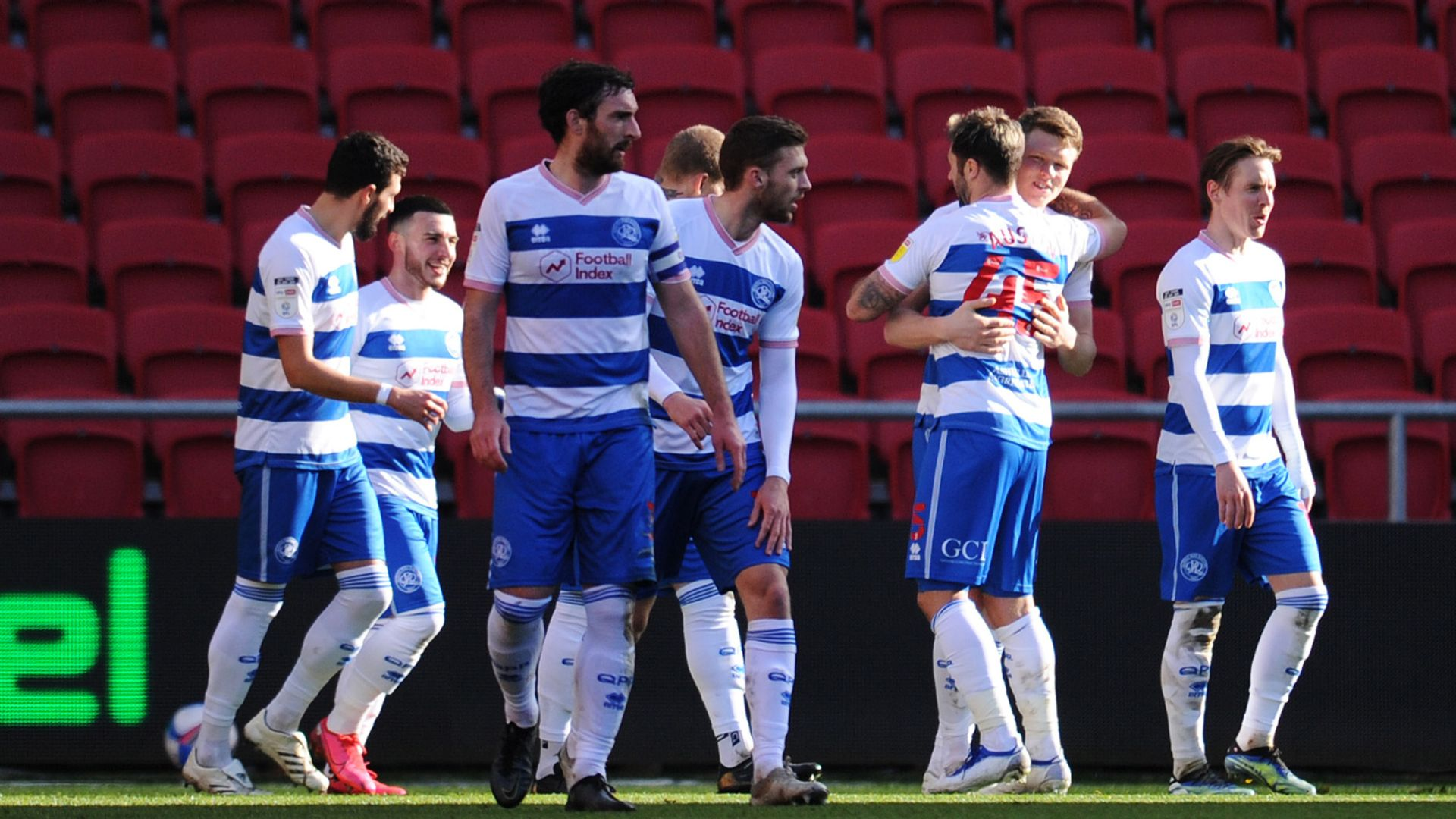QPR see off Bristol City
