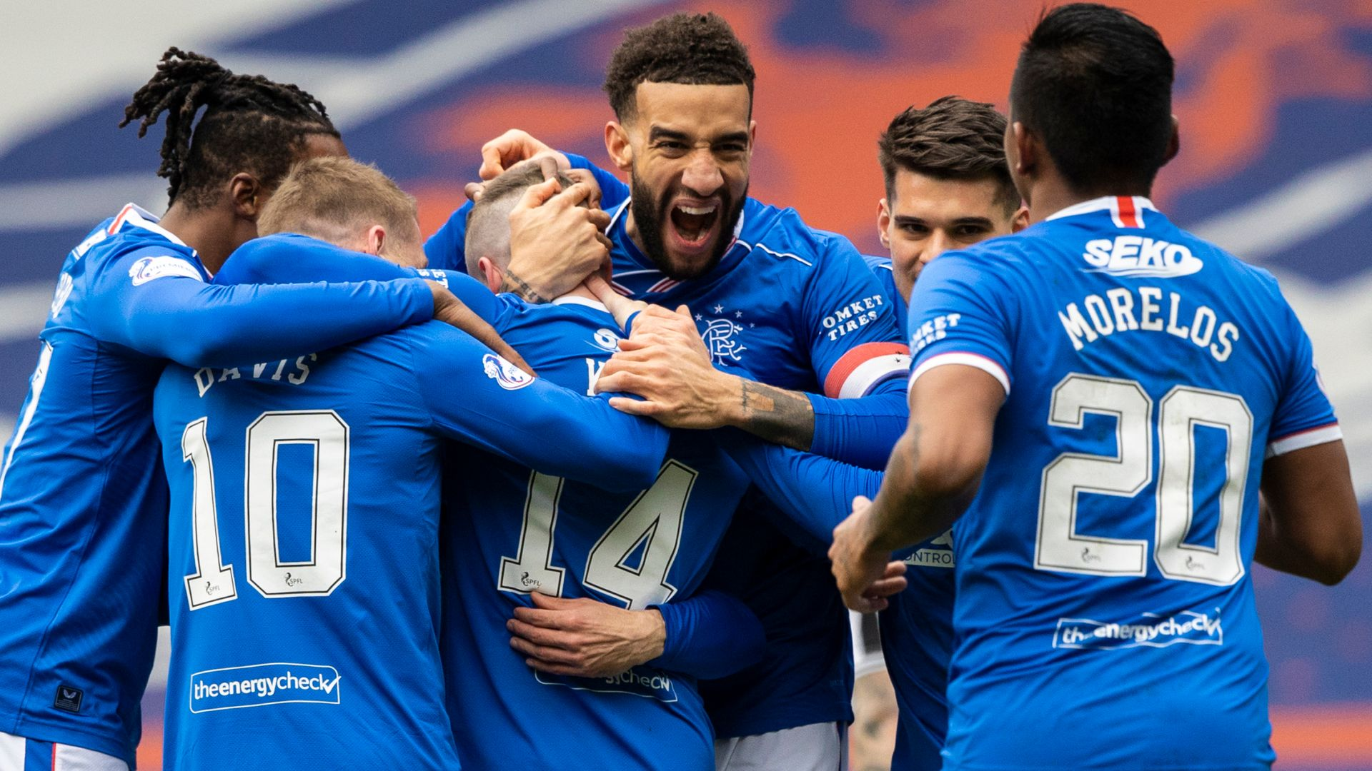 Rangers on cusp of title after win over St Mirren