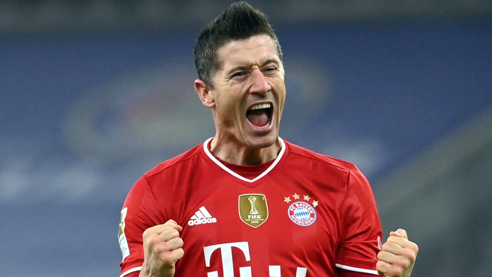 Europe: Lewandowski treble seals Bayern win