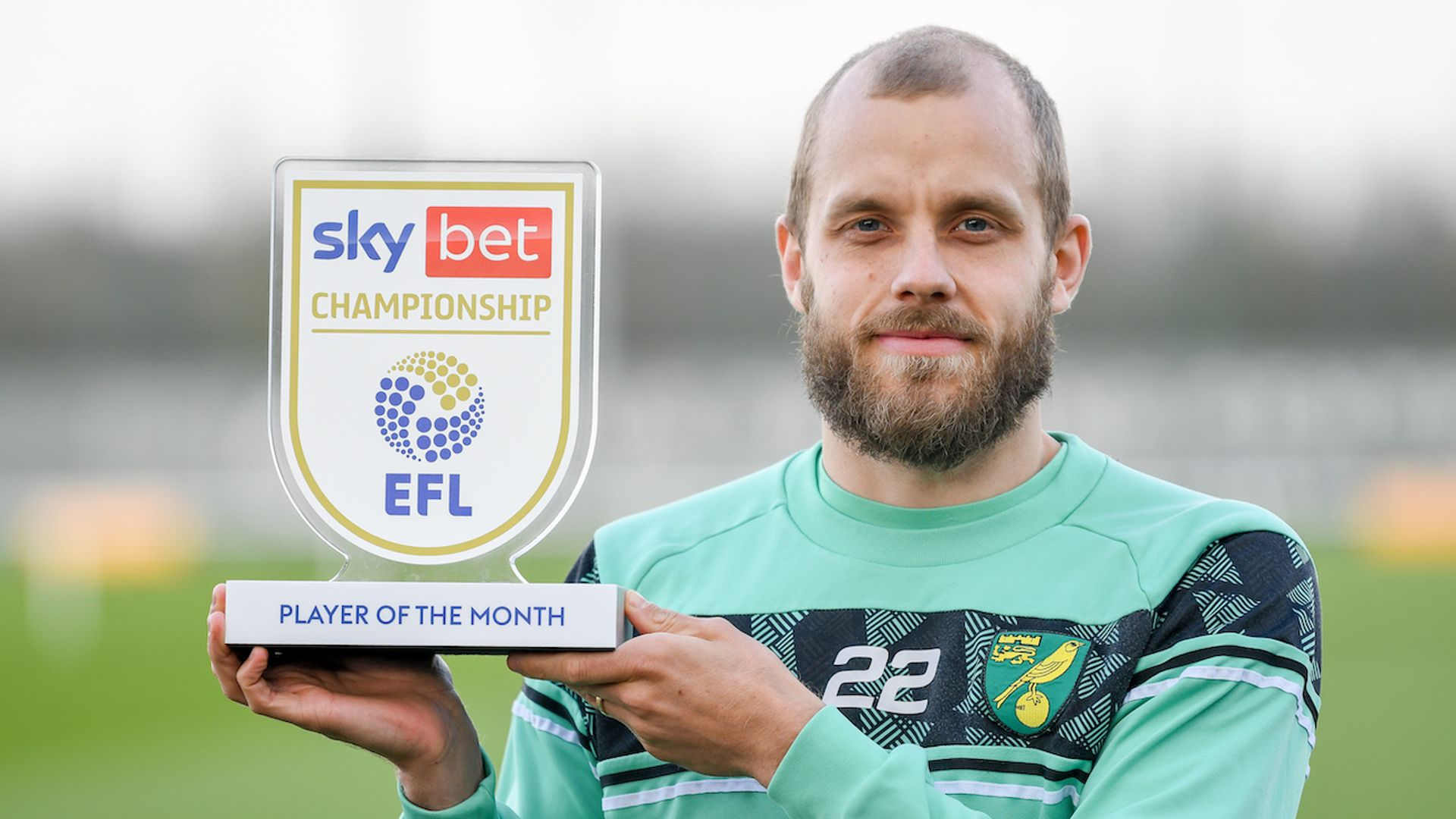 Pukki, McCarthy win February Championship awards