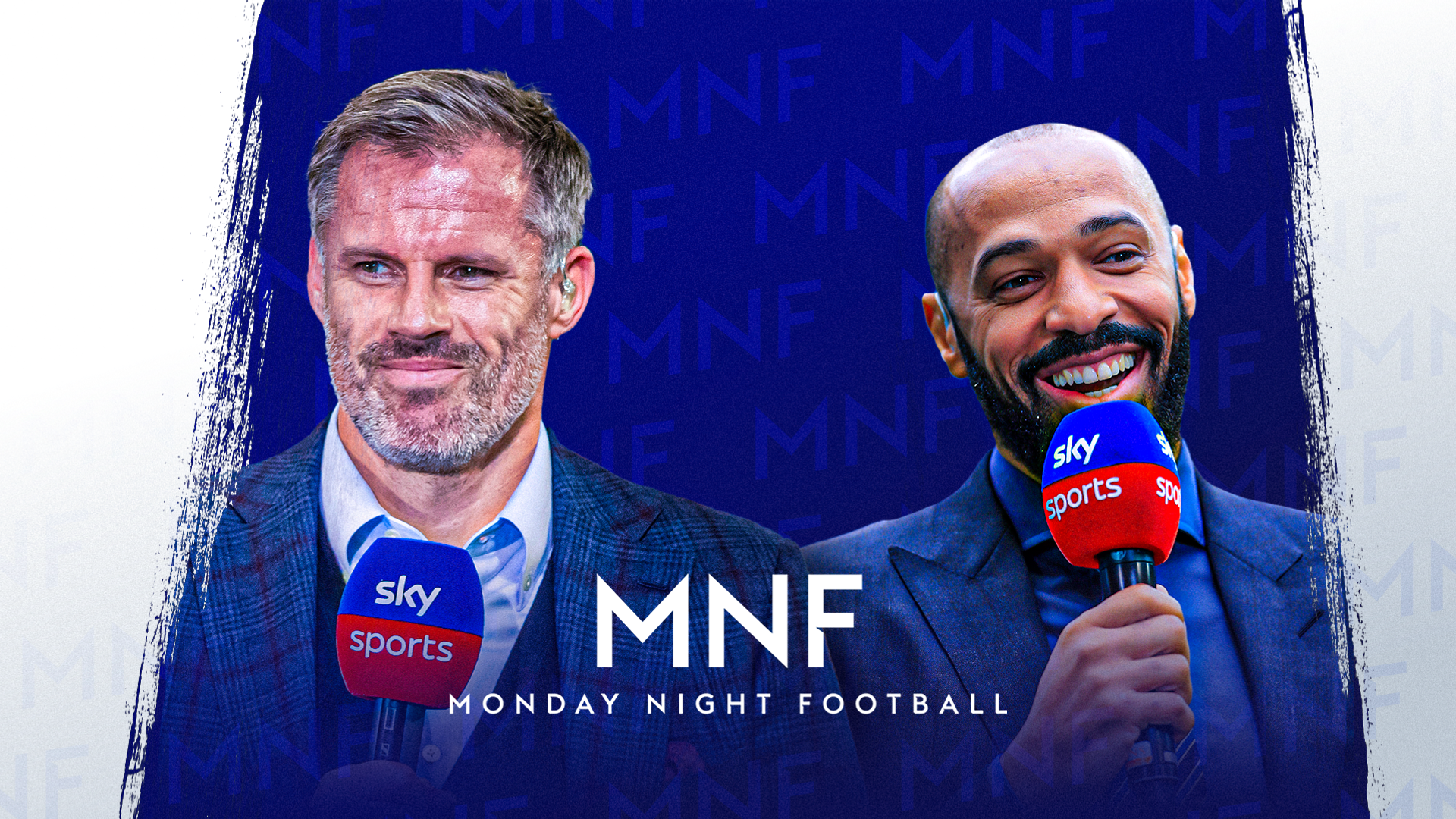 Thierry Henry joins Carra on MNF