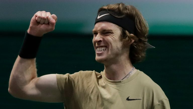 Andy Murray defeated in straight sets by Andrey Rublev in Rotterdam |  Tennis News