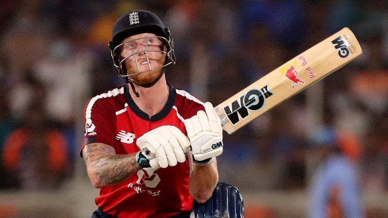 Is Ben Stokes being underused in the England T20 side?