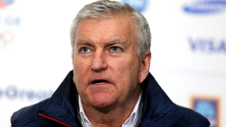 RFU chief executive Bill Sweeney says he doesn't think there is enough time left to arrange for the UK to host this summer's series.
