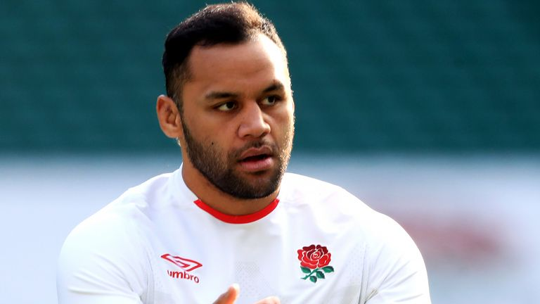 Billy Vunipola is hoping England's win over France can act as a springboard for Eddie Jones' side to get back to their best