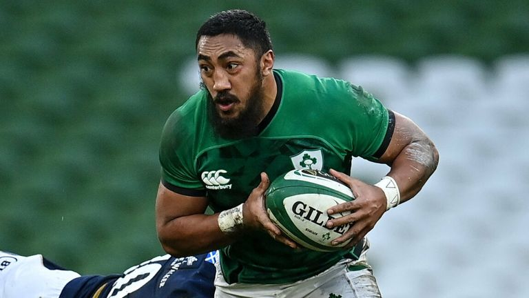 Bundee Aki was one of the most unforeseen selections of the panel, having only played once in 2021