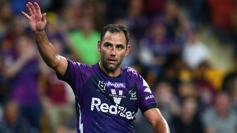 Cameron Smith said he spent months agonising over the decision to retire
