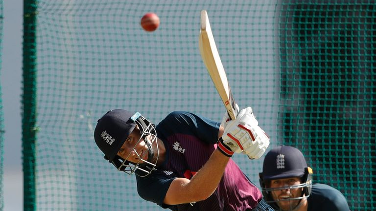 England captain Joe Root says his team must seize their chances to get on top against India in Ahmedabad. Pic: BCCI