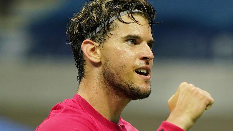 Dominic Thiem has joined Rafael Nadal in skipping next week's Miami Open (Darren Carroll/USTA via AP)