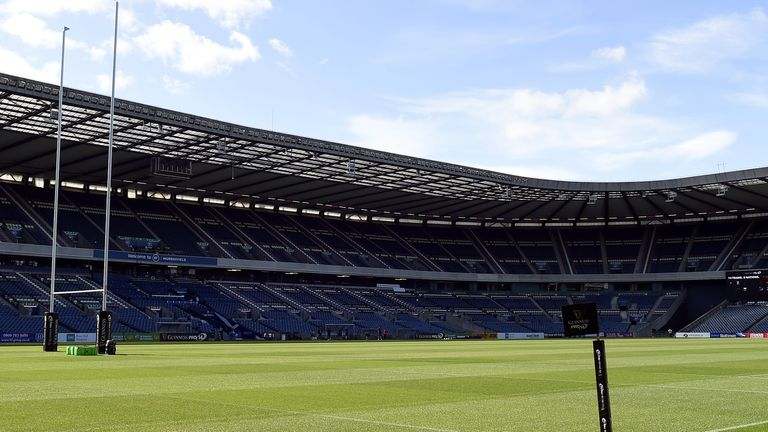 Murrayfield is set to host the Lions' first warm-up match against Japan in June