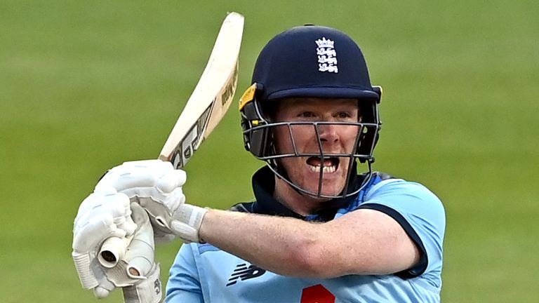 England captain Eoin Morgan will be able to call on many of his 2019 World Cup heroes against India