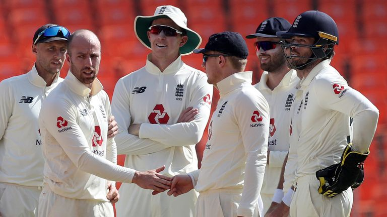 England suffered heavy defeats in the final three Tests in India