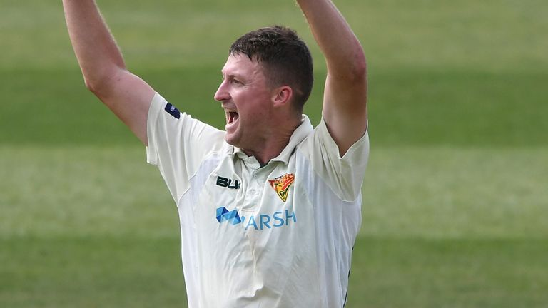 Jackson Bird - who took 7-18 as Tasmania shot out New South Wales for 32 - will play for Lancashire during the 2021 County Championship