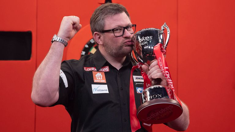 He is hoping to back up his UK Open success