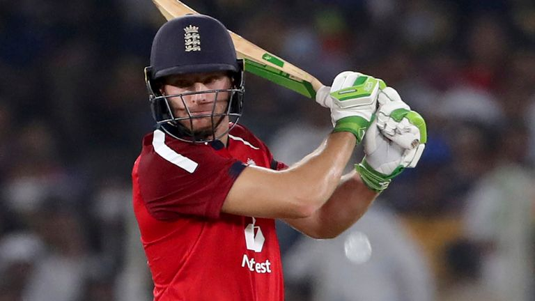 Buttler reached fifty from 26 deliveries in Ahmedabad