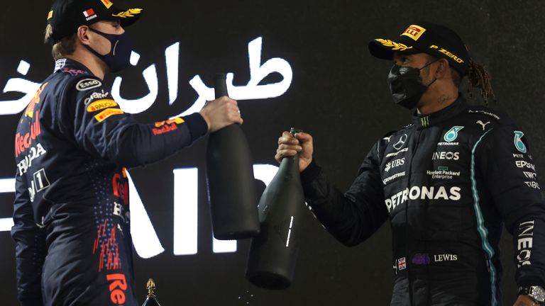 Lewis Hamilton's battle against Max Verstappen continues as F1 heads to Imola for second race of 2021