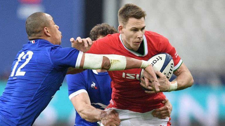 Liam Williams' late yellow card, reducing Wales to 13 men, was a huge blow