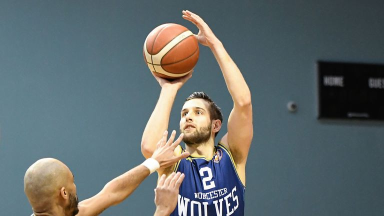 BBL Championship: Worcester Wolves beat league leaders Leicester Riders as play-off race heats up |  Basketball News