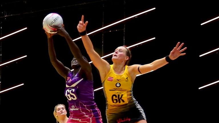 Scotland's head coach talks about methods to further enhance the Vitality Netball Superleague to support its continued growth (Image Credit - Ben Lumley)
