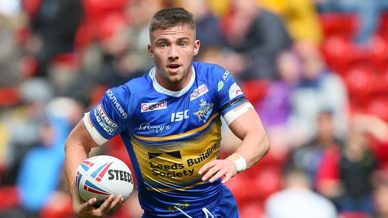 Leeds Rhino duo Rob Lui and Jack Walker suffer injuries ahead of new Super League season |  Rugby League News