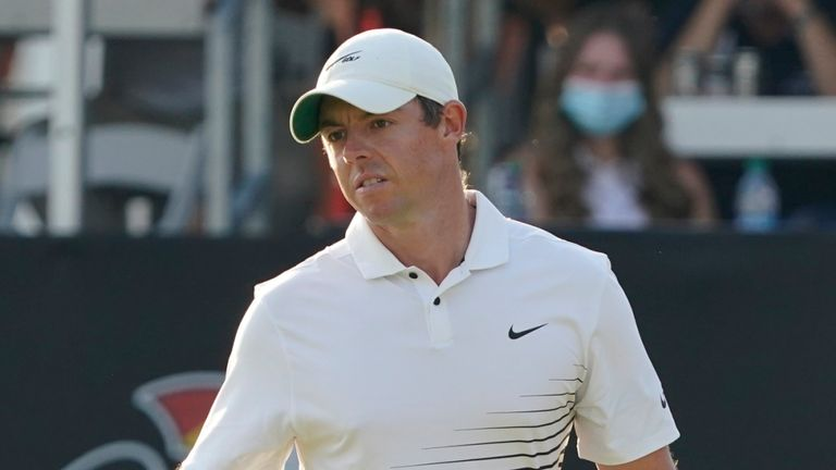 Rory McIlroy happy to nibble a 71 before heading to the pit to resolve swing issues at Bay Hill    Golf news