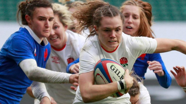 England and France would play in WXV 1 based on last year's Six Nations table