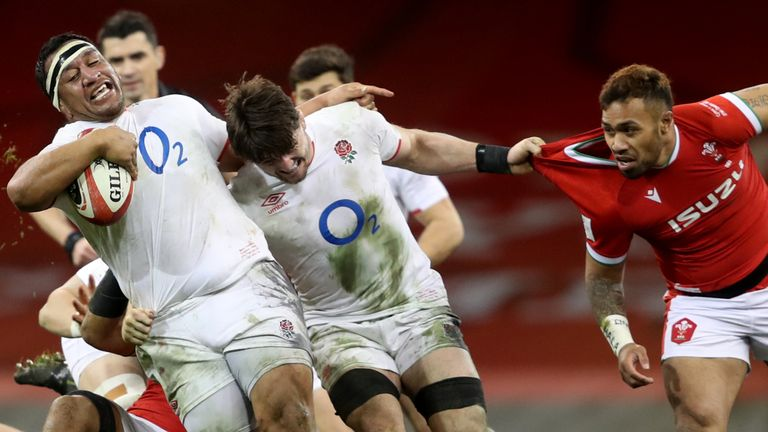 Vunipola said both of the penalties he conceded against Wales were 'silly'