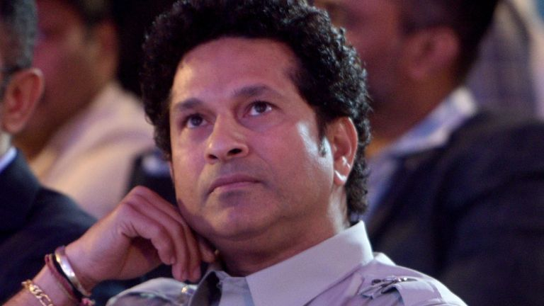 Sachin Tendulkar: India cricket legend contracts coronavirus as cases surge in